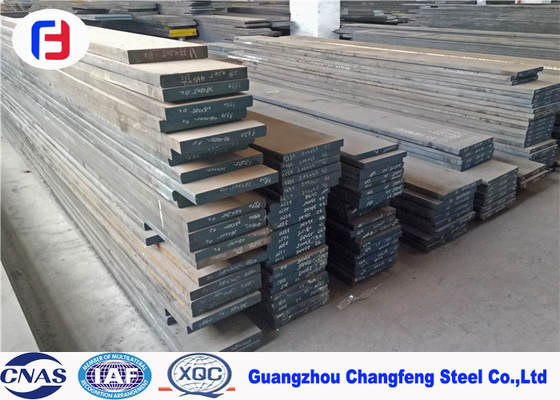 Good Polishing 1.2316 Tool Steel , Tool Steel Flat Bar Pre - Hardened For Cold Structural Parts