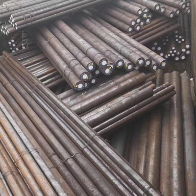 NAK80 P21 Plastic Mould Steel Rod Spheroidized Annealing Softening Treatment