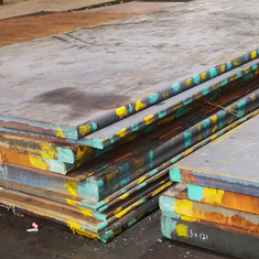 1.2080/D3 Black Surface Special Alloy Steel Plate With Thickness 10-100mm